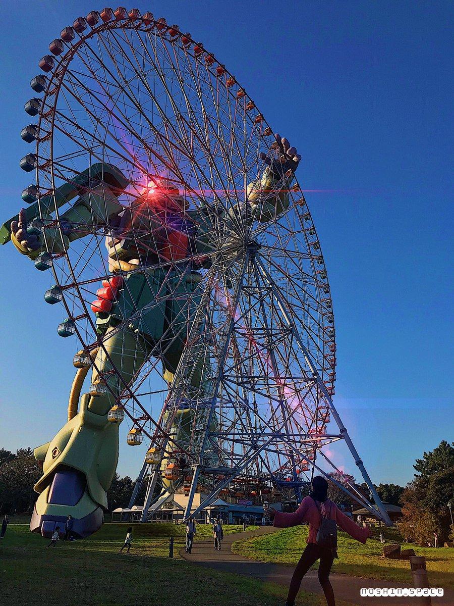 視覚効果賞 Manual Ferris Wheel🎡(手動観覧車) ノシン・スペースさん