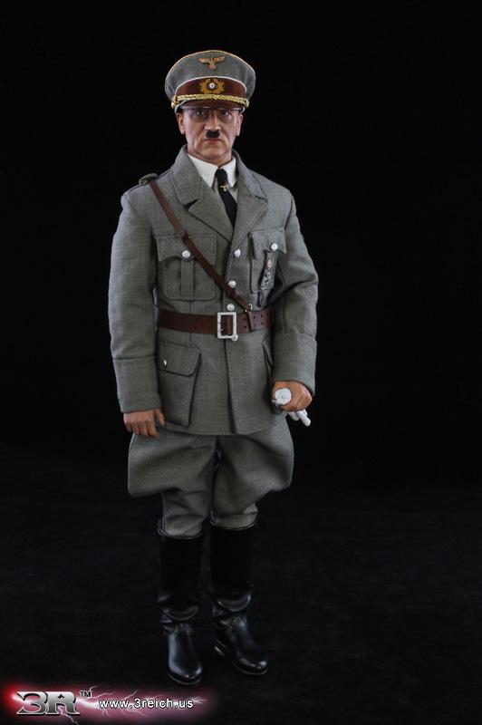 アドルフ・ヒトラー 1/6 フィギュア 1940-1945 ver - 映画・アメコミ ...
