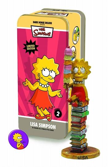 シンプソンズ クラシック キャラクター 2 リサ シンプソン 映画 海外ドラマ ダークホース 映画 アメコミ ゲーム フィギュア グッズ Tシャツ通販