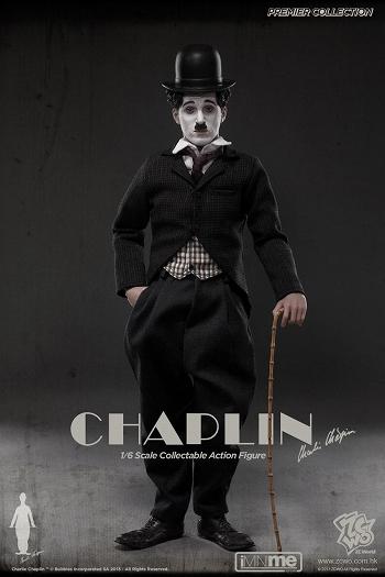 チャールズ チャップリン