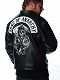 SONS OF ANARCHY SPEEDSTER LEATHER JKT XL/ SEP131867