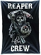 SONS OF ANARCHY REAPER CREW BANNER/ SEP132322
