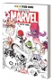 COLOR YOUR OWN LITTLE MARVEL BY SKOTTIE YOUNG TP/ MAR160943