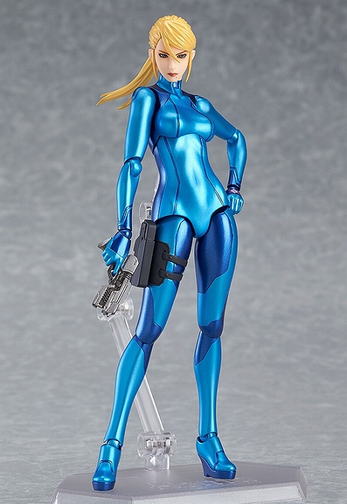 figma/ METROID Other M: サムス・アラン ゼロスーツ ver