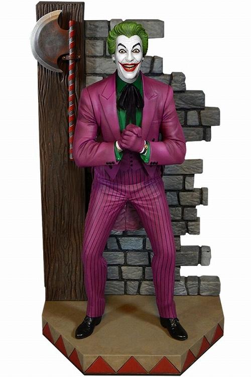 DC Comics 1966 Batman Joker Film-, TV- & Video-Action- & -Spielfiguren