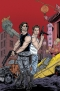 BIG TROUBLE LITTLE CHINA ESCAPE NEW YORK #1 SUBSCRIP ALLRED VAR / AUG161298