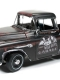 The Three Stooges 三ばか大将/ 1955 Chevy Stepside Pick Up ブラック 1/18 AWSS115