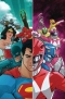 JUSTICE LEAGUE POWER RANGERS #1 (OF 6)/ NOV160283