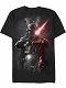 Star Wars Epic Darth Vader Mens Graphic T/S LG