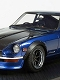 【お取り寄せ品】Nissan Fairlady Z S30 Blue Metallic 1/12 IG1441