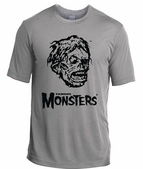 SHOCK MONSTER SILVER T/S XL/ NOV181765