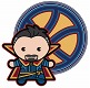 MARVEL KAWAII DR STRANGE PIN / JAN193117