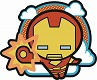 MARVEL KAWAII IRON MAN PIN / JAN193118