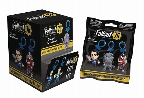 FALLOUT 76 HANGERS 24 PCS BMB DS / FEB193047