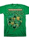 Ready For Action Ninja Turtles T-Shirt US SIZE L