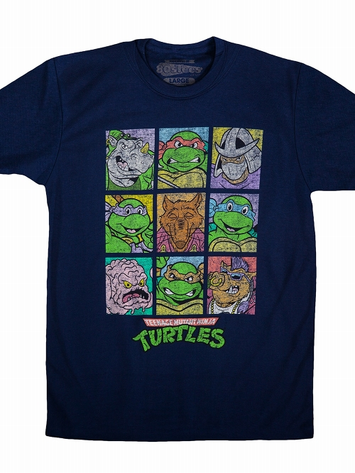 Characters TMNT Shirt US SIZE S