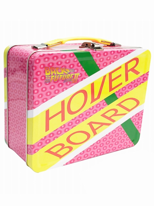 BACK TO THE FUTURE HOVER BOARD TIN TOTE / MAR193008