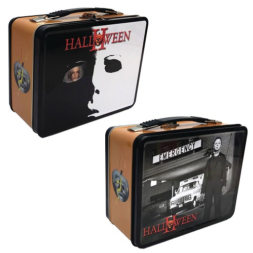 HALLOWEEN 2 MIKE MYERS TIN TOTE / MAR193012