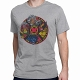 X-Men 90's Mutant Circle by Jim Lee Men's T-Shirt US SIZE L