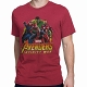 Avengers Infinity War Team Spider-Man Men's T-Shirt US SIZE M