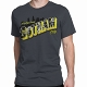 Batman Greetings from Gotham City Men's T-Shirt US SIZE L