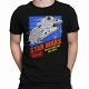 Star Wars 8-Bit Millennium Falcon Men's T-Shirt US SIZE S