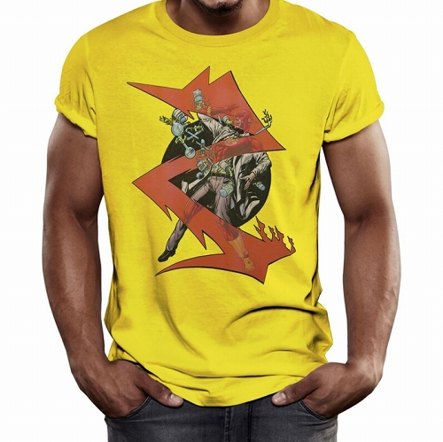 Flash Metamorphisis Men's T-Shirt US SIZE S