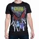 Batman Beyond Distressed #1 Cover Men's T-Shirt US SIZE M