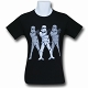 Star Wars Triple Trooper T-Shirt US SIZE M