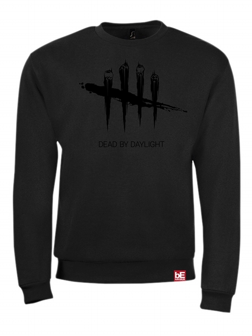 Dead by Daylight/ Sweater Black on Black スウェット サイズL GE6165L