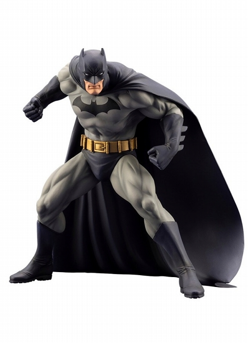 ARTFX+/ BATMAN HUSH: バットマン 1/10 PVC