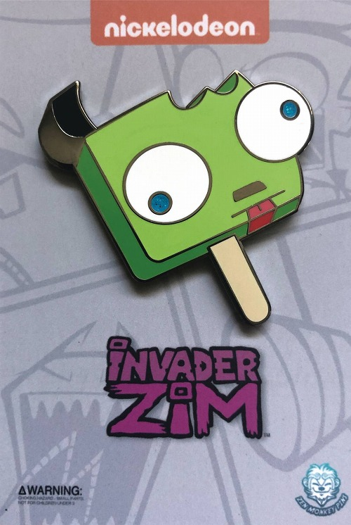 INVADER ZIM GIR POPSICLE PIN/ MAY193124