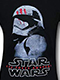 Star Wars Force Awakens Stormtrooper Finn T-Shirt US SIZE M