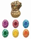 MARVEL HEROES THANOS INFINITY GAUNTLET BOXED PIN SET / JUL193206