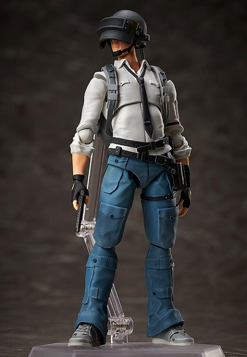 figma/ PUBG PLAYERUNKNOWN'S BATTLEGROUNDS: The Lone Survivor ローンサバイバー