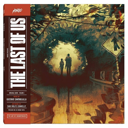 LAST OF US ORIGINAL SCORE VOLUME ONE 2XLP  / OCT193254