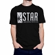 Flash Star Labs Black T-Shirt size S