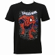 Spider-Man Tangled Web T-Shirt size XL