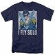 Nightwing Fly Solo T-Shirt size S
