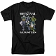 The Original Gansters Batman's Villains T-Shirt size S