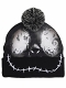 NIGHTMARE BEFORE CHRISTMAS SUBLIMATED BEANIE / JAN202430