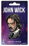 JOHN WICK JOHN WICK HEAD ENAMEL PIN / JUL202551
