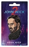JOHN WICK 2 JOHN WICK HEAD ENAMEL PIN / JUL202552