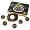 POWER RANGERS MASTER MORPHER PIN SET / JUL202569