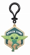SW MANDALORIAN CHILD SNACK TIME SOFT PVC BAG CLIP / JUL202581