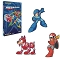 MEGA MAN V1 PIN BOOK SET / JUL202589