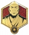 LEGEND OF KORRA GOLDEN ZAHEER PIN / JAN212534