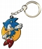 SONIC THE HEDGEHOG LEAPING SONIC KEYCHAIN / JAN212586