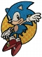 SONIC THE HEDGEHOG LEAPING SONIC PATCH / JAN212587